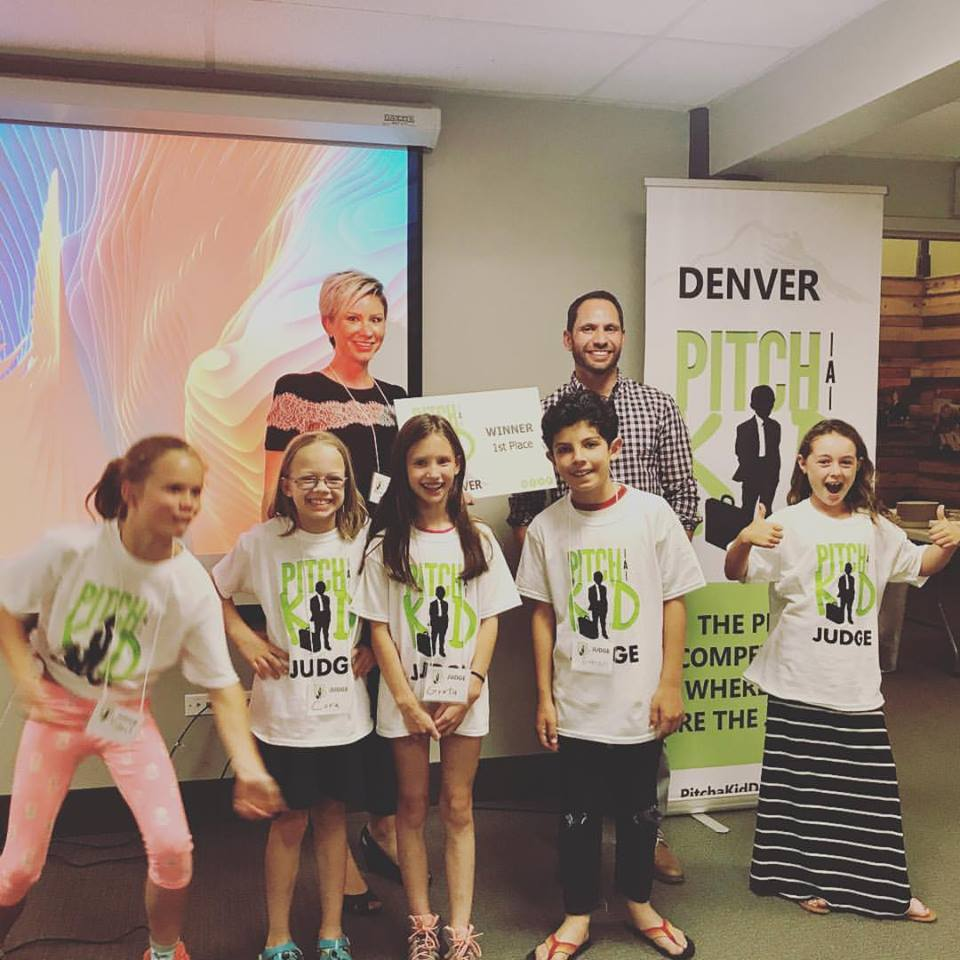 Pitch a Kid – Kids give it to you Straight!
